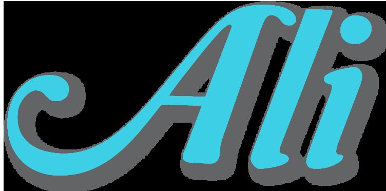 Logo Ali PNG