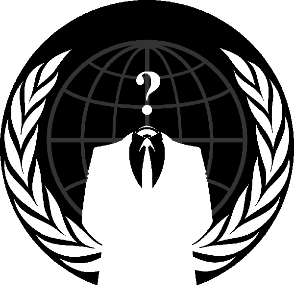 Logo Anonymous Png Hdpng.com 600 - Anonymous, Transparent background PNG HD thumbnail