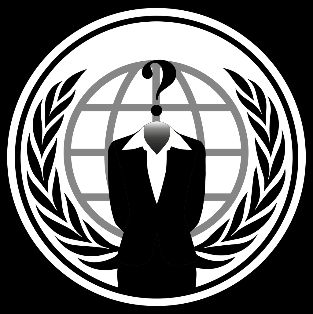 Anonymous Logo Woman Png By Emywarrior Anonymous Logo Woman Png By Emywarrior - Anonymous, Transparent background PNG HD thumbnail