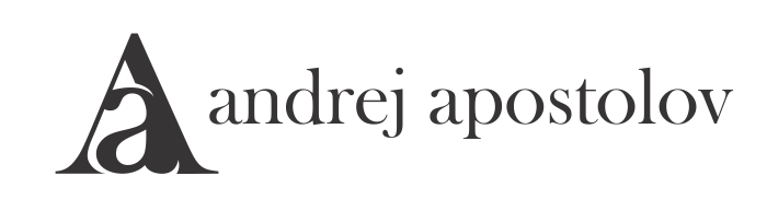 Logo. Andrej Apostolov - Apostolov, Transparent background PNG HD thumbnail