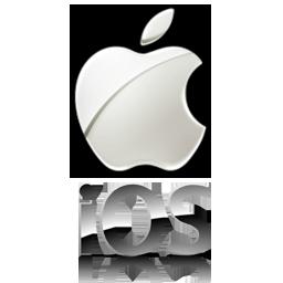 Logo Apple Ios Png - Pin Apple Inc. Clipart Ios Development #9, Transparent background PNG HD thumbnail