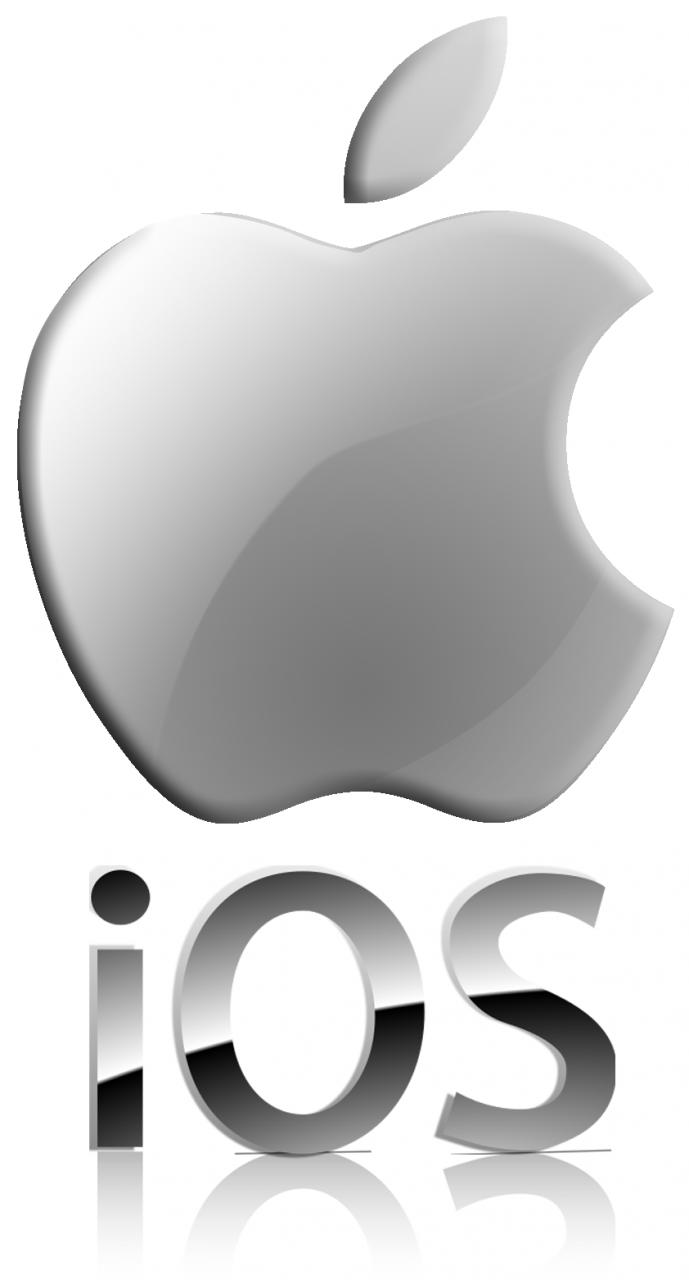 Logo Apple Ios Png - Png 689X1280 App Logo Transparent Background   Apple Ios Logo Png, Transparent background PNG HD thumbnail