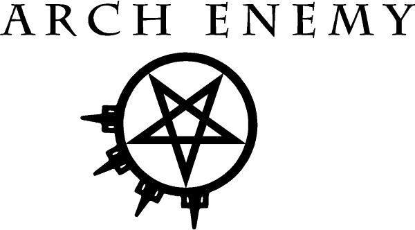 Logo Arch Enemy Png - Arch Enemy Decal / Sticker 05, Transparent background PNG HD thumbnail
