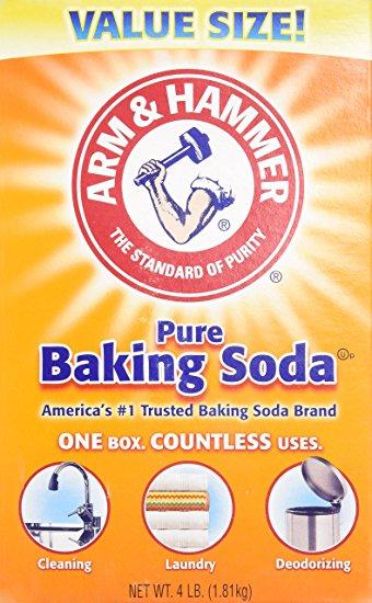 Logo Arm And Hammer Png - Arm U0026 Hammer Baking Soda 4Lb (01170), Transparent background PNG HD thumbnail