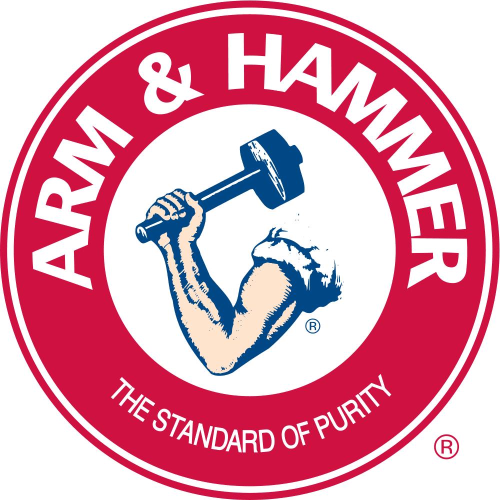 Logo Arm And Hammer Png - Arm U0026 Hammer Logo, Transparent background PNG HD thumbnail