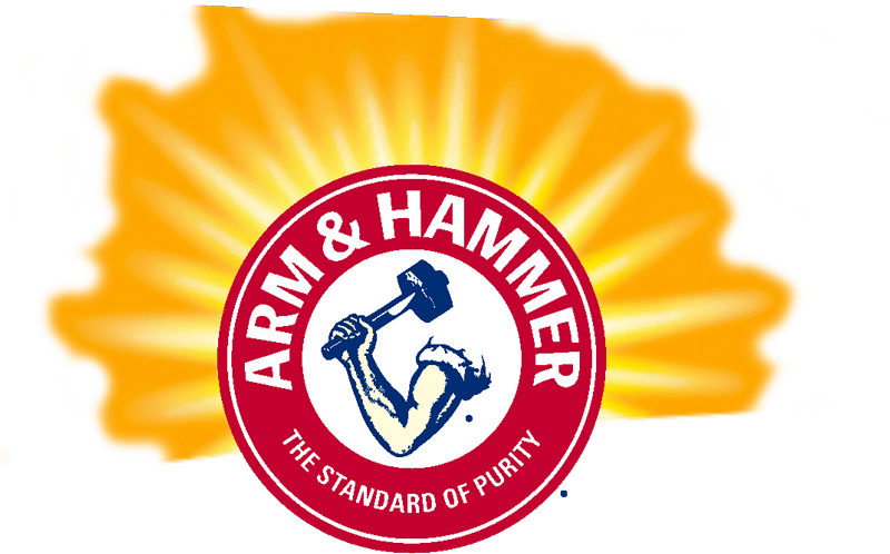 Logo Arm And Hammer Png - Arm U0026 Hammer   The Standard Of Purity, Transparent background PNG HD thumbnail