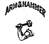Logo Arm And Hammer Png - Old Arm @ Hammer Mark Hdpng.com , Transparent background PNG HD thumbnail