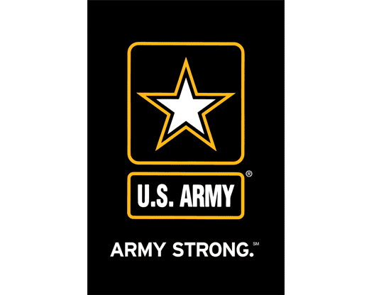 Logo Army Strong Png - U.s. Army Strong Garden Flag, Transparent background PNG HD thumbnail