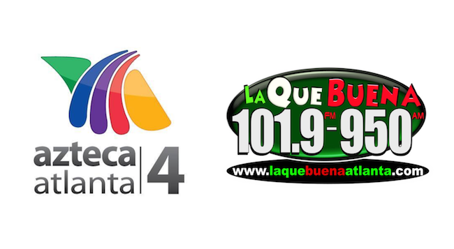 Azteca América Atlanta Strikes Ad Partnership Deal With Wazx 101.9 Fm - Azteca America, Transparent background PNG HD thumbnail