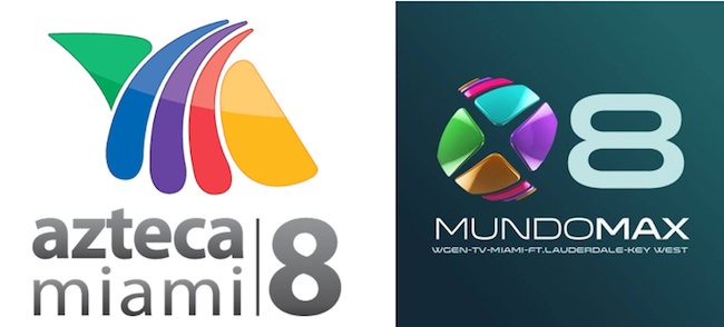 Azteca América Signs Deal With Wgen To Pick Up Mundomax Miami Affiliate - Azteca America, Transparent background PNG HD thumbnail