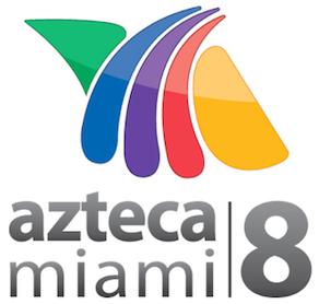 File:azteca Miami 8 Logo.png - Azteca America, Transparent background PNG HD thumbnail