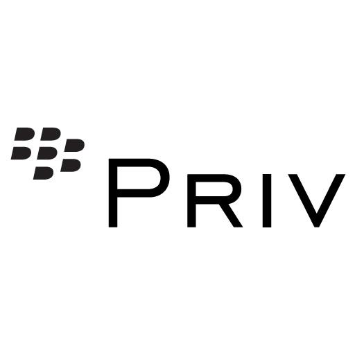 Logo Blackberry Priv Png - Blackberry Priv Logo, Transparent background PNG HD thumbnail