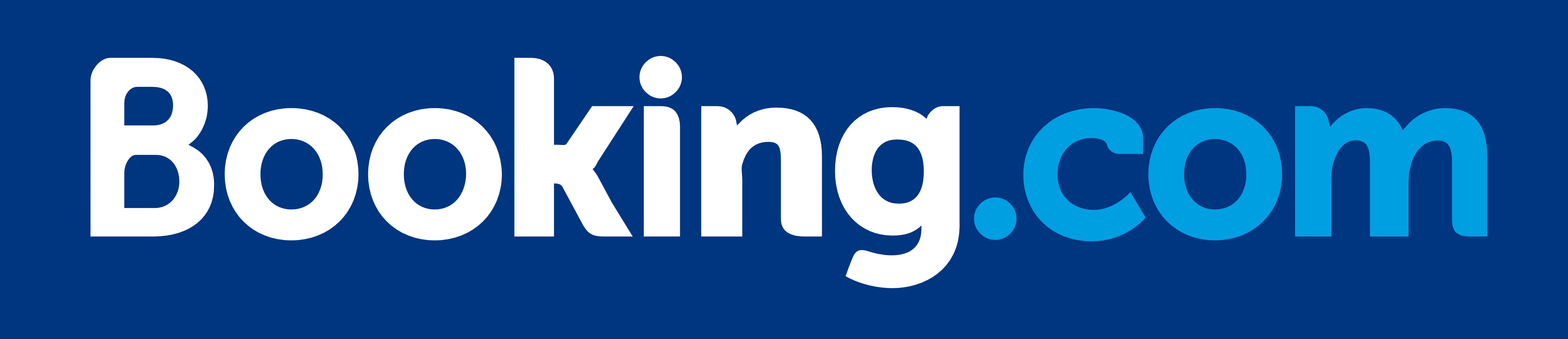 Booking Logo, Logotype - Booking Com, Transparent background PNG HD thumbnail