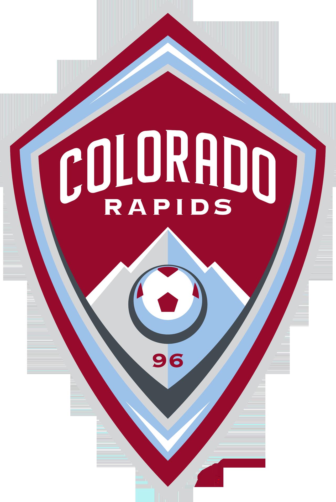 Logo Colorado Rapids Png - Colorado Rapids Football Club Logo, Transparent background PNG HD thumbnail