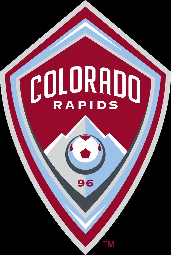 Logo Colorado Rapids Png - Colorado Rapids, Major League Soccer, Commerce City, Colorado, Transparent background PNG HD thumbnail