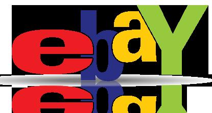 Ebay Logo Png - Ebay, Transparent background PNG HD thumbnail