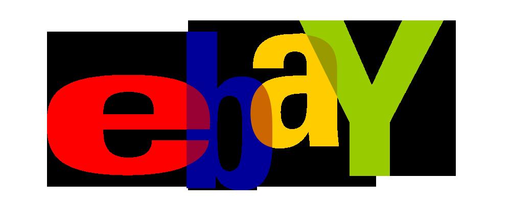Ebay Logo Transparent Download Png - Ebay, Transparent background PNG HD thumbnail