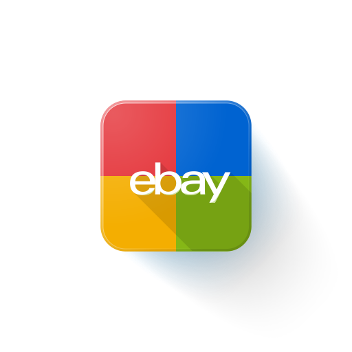 Png Ico Icns Svg More · Logo, Ebay Black Icon - Ebay, Transparent background PNG HD thumbnail