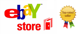 Logo Ebay Store Png - Logo Ebay Store Png Hdpng.com 268, Transparent background PNG HD thumbnail