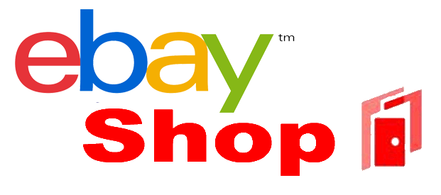 Logo Ebay Store Png - The Refinery Celebrity Resale Boutique, Transparent background PNG HD thumbnail