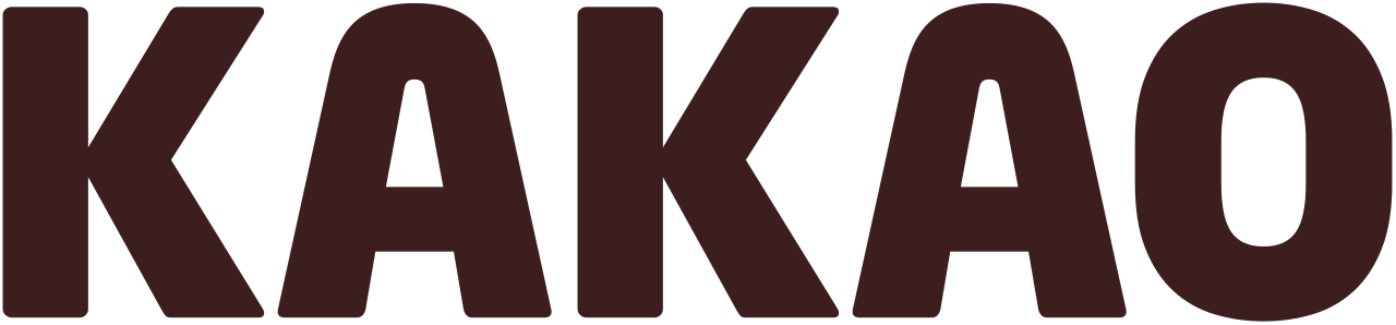 File:kakao Corp. Wordmark   2010.svg - Kakao, Transparent background PNG HD thumbnail