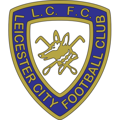 Leicester City Fc Old 1.png - Leicester City Fc, Transparent background PNG HD thumbnail
