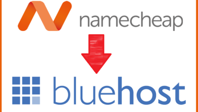 How To: Point Domain From Namecheap To Bluehost? - Namecheap, Transparent background PNG HD thumbnail