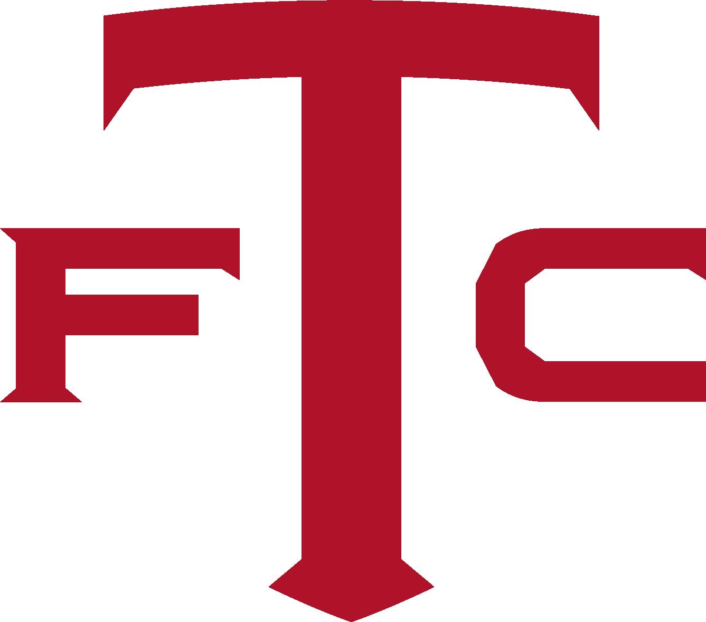Tfc Lettering Logo - Toronto Fc, Transparent background PNG HD thumbnail