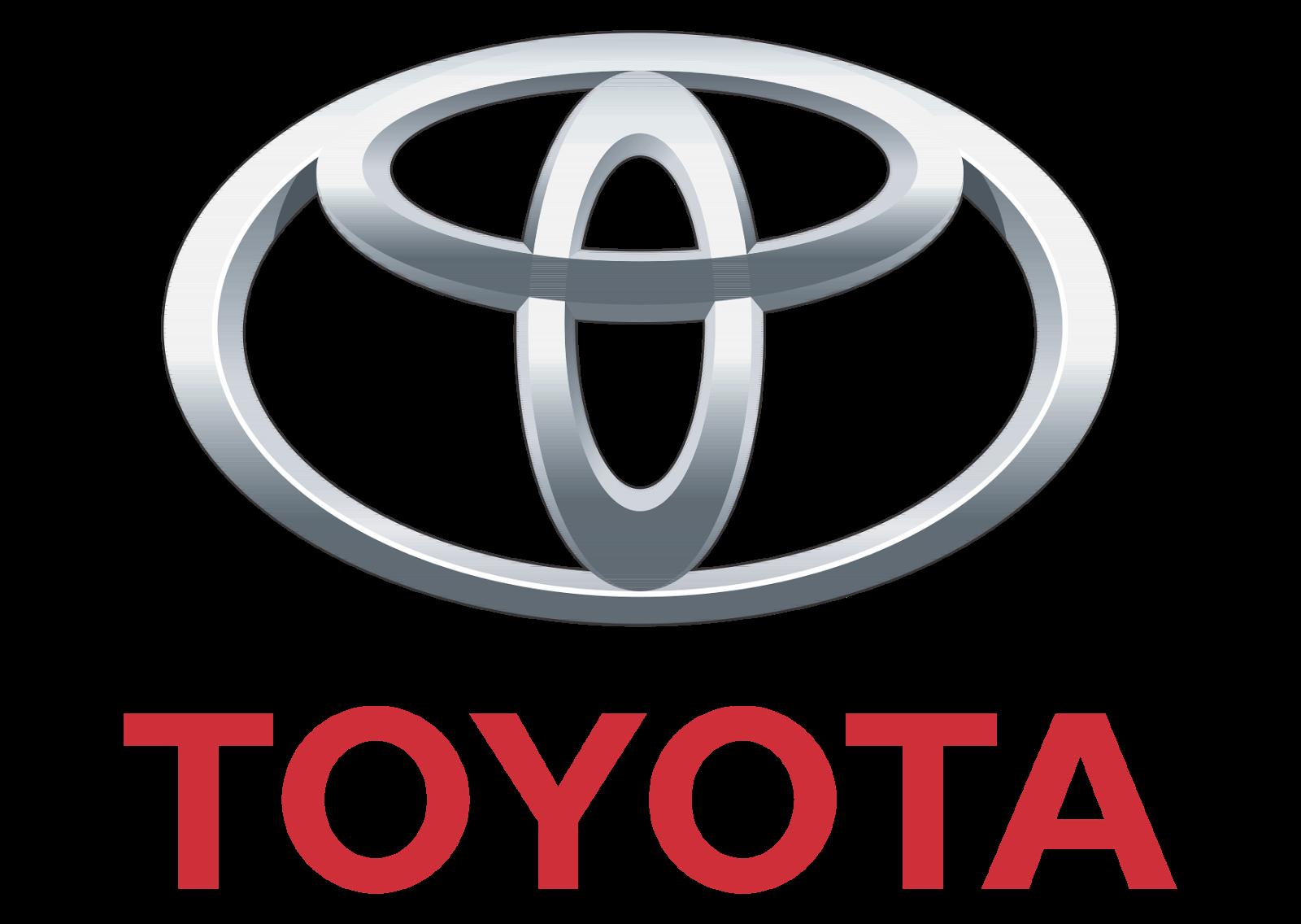 Logo Toyota Flat Png - Toyota Logo Free Download Png Png Image, Transparent background PNG HD thumbnail