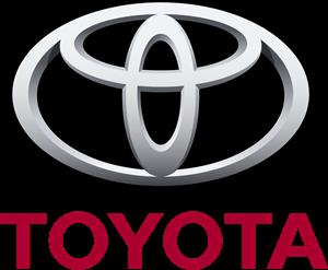 Logo Toyota Flat Png - Toyota Logo Vector, Transparent background PNG HD thumbnail