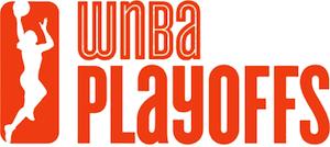 Logo Wnba Png - File:wnba Playoffs Logo.png, Transparent background PNG HD thumbnail