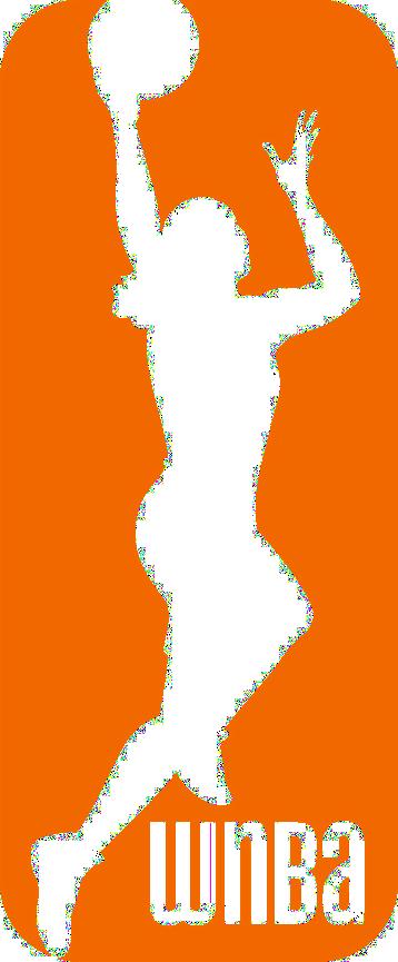 Logo Wnba Png - Wnba Logo, Transparent background PNG HD thumbnail