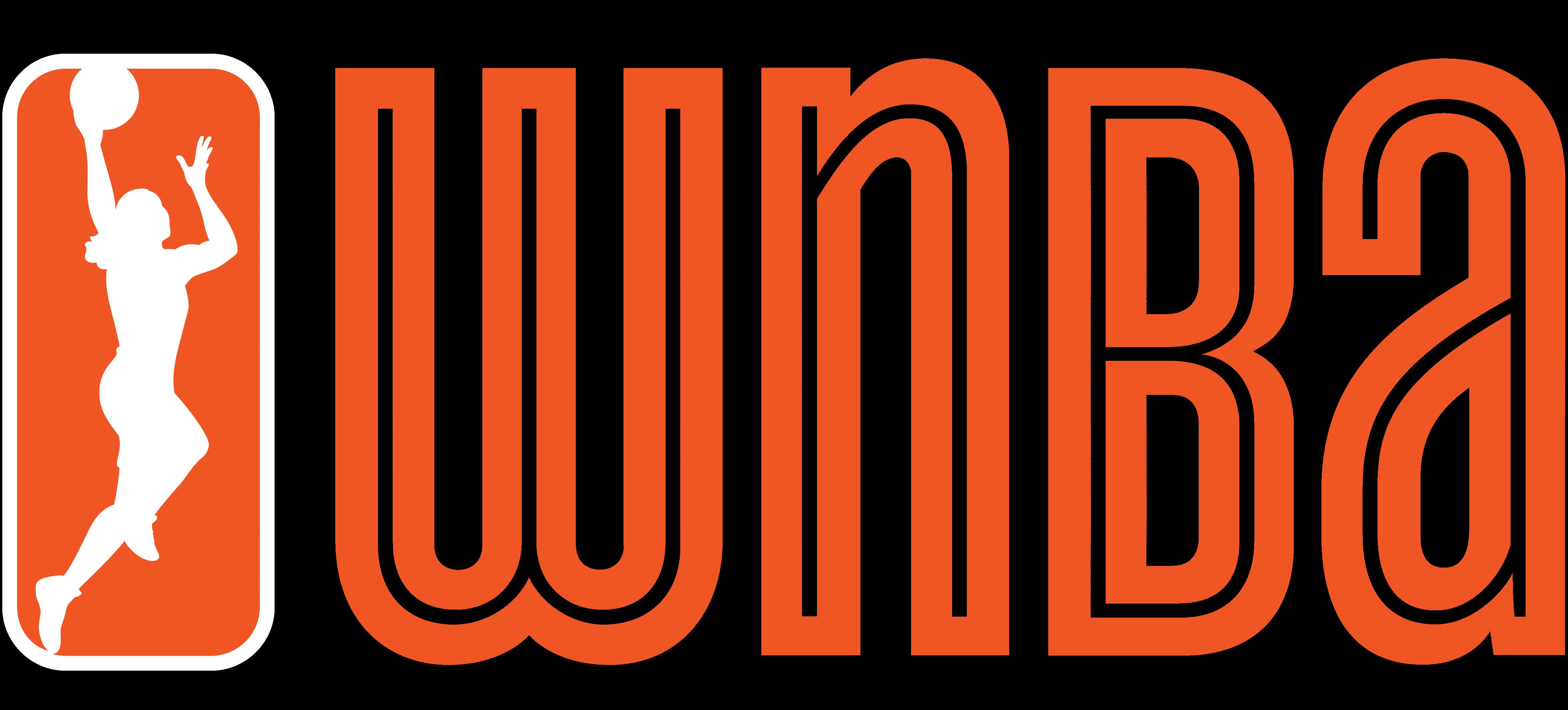 Logo Wnba Png - Wnba Logo, Logotype, Transparent background PNG HD thumbnail