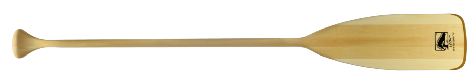 Loon Straight Recreational Canoe Paddle - Canoe Paddle, Transparent background PNG HD thumbnail