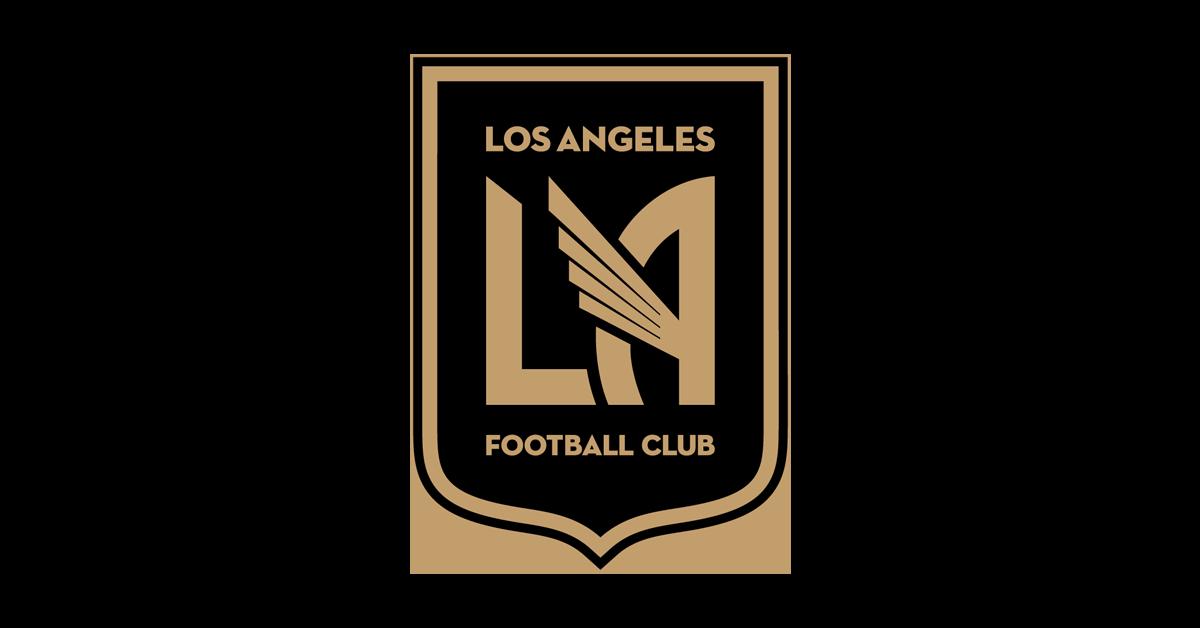 Los Angeles Fc Logo Vector PNG