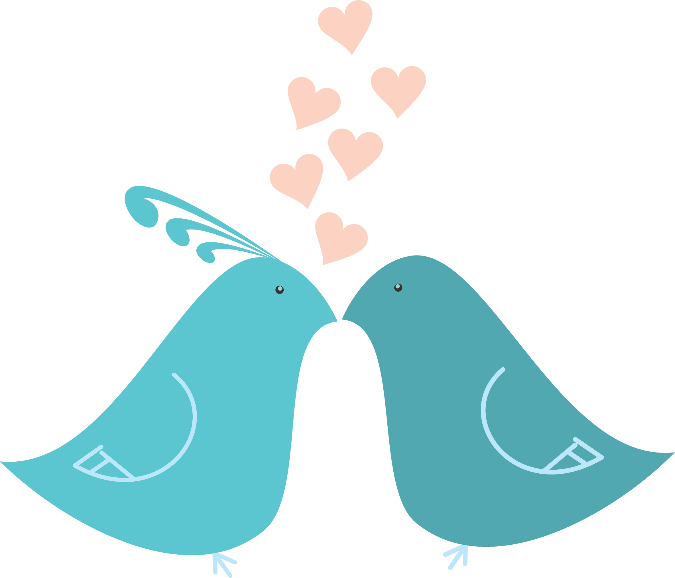Love Birds Png - Love Birds Png Clipart Png Image, Transparent background PNG HD thumbnail