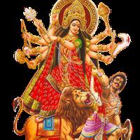 Goddess Durga Maa Png File PNG Image, Maa Durga PNG HD - Free PNG