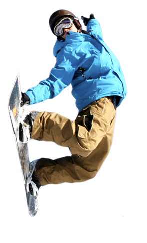 Man On Snowboard Png Image - Snowboard, Transparent background PNG HD thumbnail