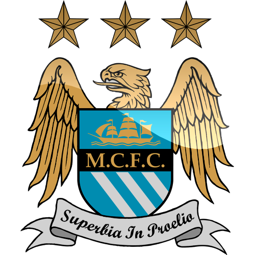 Manchester City Fc - Manchester City, Transparent background PNG HD thumbnail