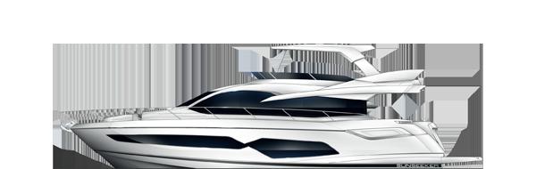 Manhattan - Yacht, Transparent background PNG HD thumbnail