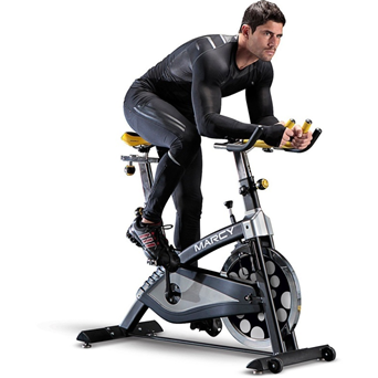 Marcy Club Revolution Cycle - Exercise Bike, Transparent background PNG HD thumbnail