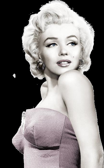 Marilyn Monroe PNG HD