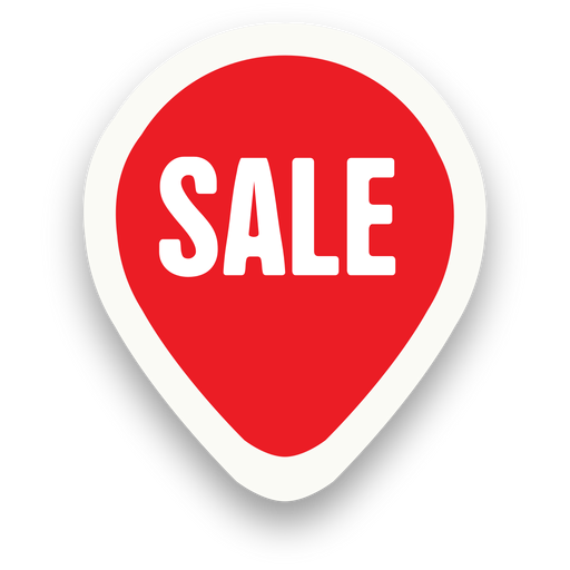 Marker Oval Sale Sticker - Sale, Transparent background PNG HD thumbnail