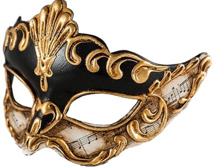 Masquerade Mask PNG HD