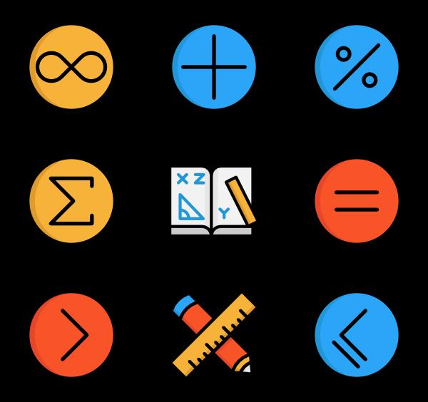 Math Symbols PNG