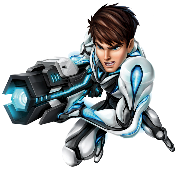 Max Steel PNG