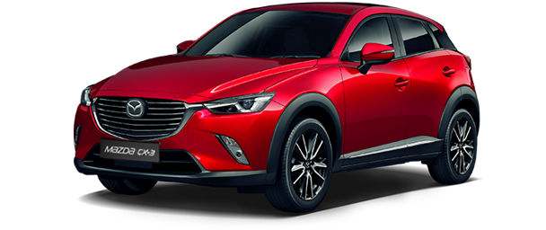 Mazda Cx 3 PNG