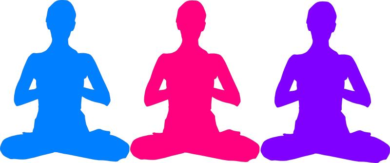Meditate - Meditation, Transparent background PNG HD thumbnail