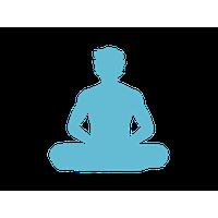 Meditation Png Hd Png Image - Meditation, Transparent background PNG HD thumbnail
