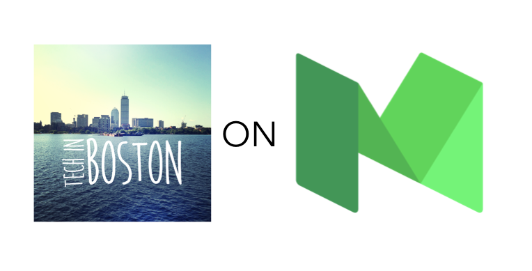Created By Dave Gerhardt As A Podcast, Tech In Boston Expanded In 2016 To Include A Curated List Of Articles Written By Bostonu0027S Tech Community On Medium. - Medium, Transparent background PNG HD thumbnail